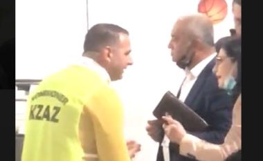Ngushtohet rezultati mes PD dhe PS në njesinë numër 7, tension mes ministres Gjonaj dhe numëruesve (VIDEO)