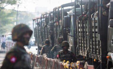 Grusht shteti në Mianmar, ushtria zgjeron mbylljen e internetit
