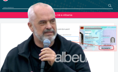 Skandali me të dhënat e mbi 900 mijë shqiptarëve, reagon për herë të parë Rama
