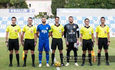"""Kastrioti-Laçi me 6 arbitra, kush i gjykon kryendeshjet në Durrës dhe """"Air Albania"""""""