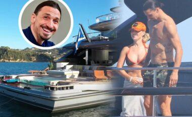 Ibra ofron 20 milionë euro për jahtin super-luksoz: Ka pishinë me pamje nga deti, dhe gjithçka tjetër (FOTO LAJM)
