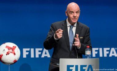 FIFA mbështet UEFA-an: Nuk pranojmë krijimin e një Superlige