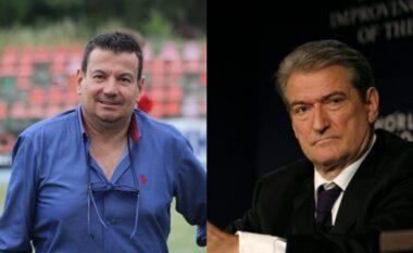 Patronazhist i Sali Berishës? Gazetari i sportit: Nuk jam në dijeni