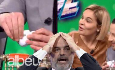 Kryemadhi i plotëson dëshirën Ramës, sheh filxhan në emision: LSI merr 45 mandate! (VIDEO)