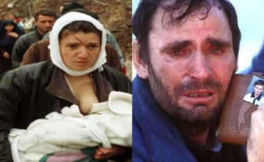 Pamje rrëqethëse! Sot shënohet 22-vjetori i eksodit të një milion shqiptarëve të Kosovës (FOTO LAJM)
