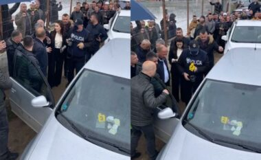 Konfirmohet blerja e votave në Dibër! Arrestohen dy shtetasit në makinën plot para