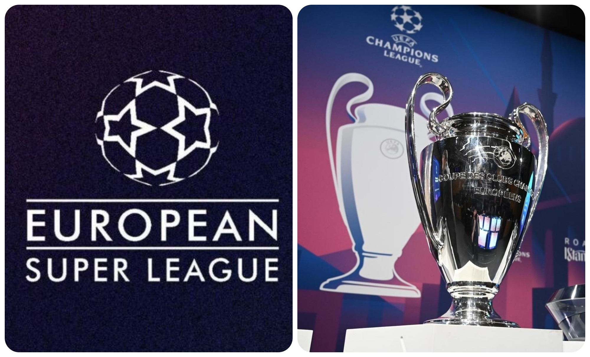 """Champions mbetet """"thatë"""", trofetë e Ligës së Kampionëve transferohen te Superliga Evropiane"""