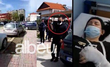 "Skandaloze! Pamjet para përplasjes, si shefi i Komisariatit dhunoi aktivisten se po ""spiunonte"" PS (VIDEO)"