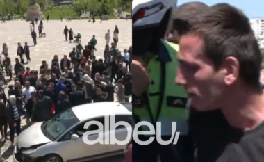"""""""I futa një cigare!"""", në makinën e të riut që terrorizoi Tiranën gjendet kanabis (VIDEO)"""