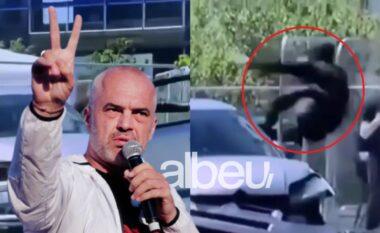"""Rama nuk humb kohë! Takon urgjentisht """"heroin"""" e Tiranës që ndaloi makinën në shpejtësi (FOTO LAJM)"""