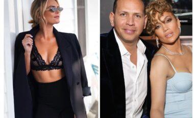 Ndau Alex Rodriguez me Jennifer Lopez? Rrëfehet bjondia bukuroshe (FOTO LAJM)