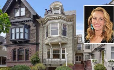 Kushtoi miliona dollarë, brenda rezidencës moderne të Julia Roberts (FOTO LAJM)