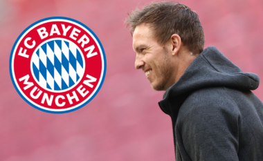 Nagelsmann trajner i ri i Bayern