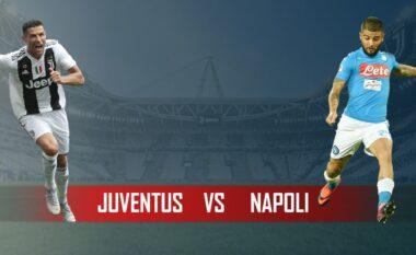 Formacionet e mundshme, Juventus-Napoli