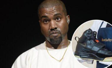 """Shifër e çmendur, dalin në ankand atletet që Kanye West veshi në """"Grammy 2008"""""""