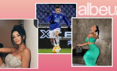 Ish e dashura joshëse e futbollistit kosovar revoltohet me ndjekësit: Vithet i kam të miat (FOTO LAJM)