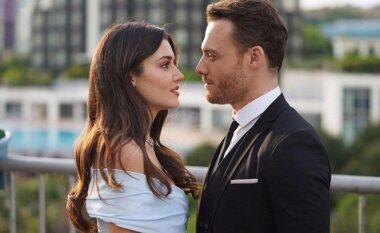 Konfirmuan lidhjen, Hande dhe Kerem pozojnë për herë të parë si çift (FOTO LAJM)