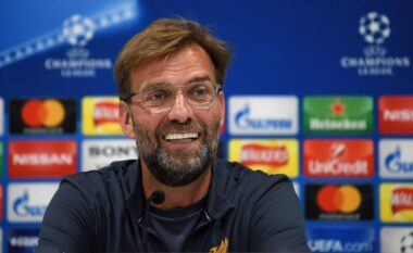 """""""Ishte e merituar"""", Jurgen Klopp uron Mancheser City-n për fitimin e trofeut"""