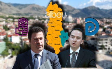 ZGJEDHJE 2021/ Gara për kandidatët në Korçë, kush janë më të votuarit nga PS dhe PD (FOTO LAJM)
