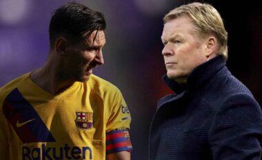Oferta e bujshme e PSG-së për Messin, Koeman: Nuk më intereson, për mua ta mbylli karrierën këtu
