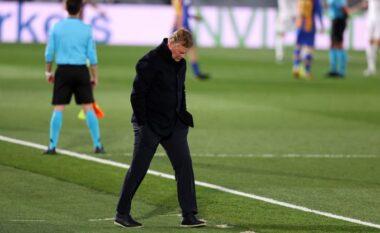 Koeman akuzon gjyqtarin pas ndeshjes, nuk mungon ironia:  Pse s'ka VAR në Spanjë?