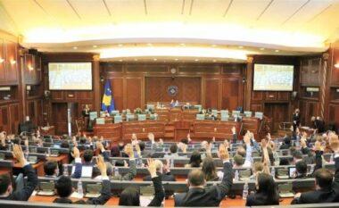 Kuvendi i Kosovës seancë në orën 19:00?
