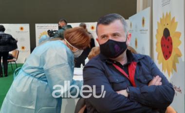 Vaksinimi anti-covid, habit Taulant Balla: Jemi në të njejtin nivel si Gjermania! (FOTO LAJM)