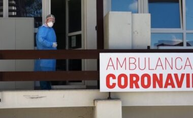 17 viktima dhe 599 raste të reja me Covid-19 në Kosovë