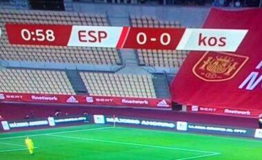 Paraqiti Kosovën me shkronja të vogla, televizioni RTVE jep arsyen