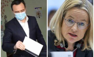 """""""E papranueshme"""", Raportuesja e PE-së për Kosovën reagon për votimin e Kurtit në Shqipëri"""