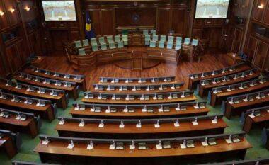 Vonohet seanca për zgjedhjen e Vjosa Osmanit presidente, pak deputetë në sallë