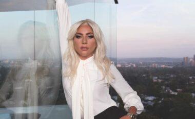 Rrugëve të Romës me fustan nusërie, Lady Gaga rrëmben vëmendjen e të gjithëve (FOTO LAJM)