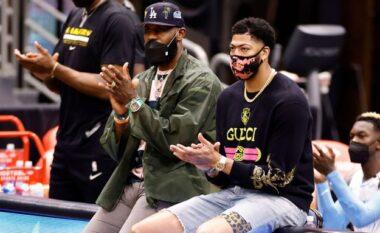 LeBron James dhe Davis mund të rikthehen për Lakers