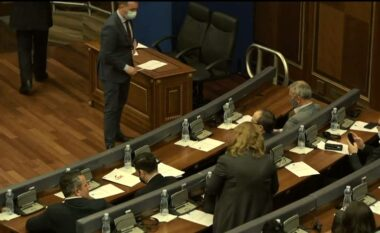 Seanca për presidentin, në Kuvendin e Kosovës të pranishëm edhe deputetët e LDK-së