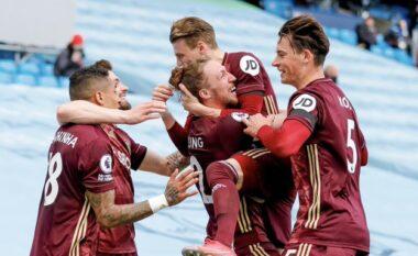 Leeds bën suprizën, mposht Manchester City-n (VIDEO)