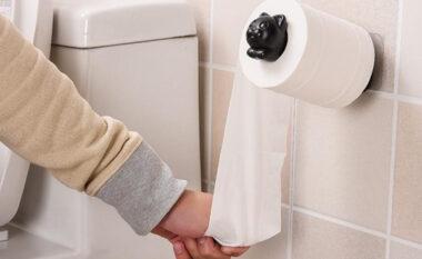 S'ju ka shkuar mendja, mënyra se si e vendosni letrën higjienike në tualet flet për financat tuaja