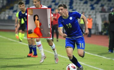 Bukuroshja kroate ndahet nga sulmuesi kosovar i Dinamo Zagrebit (FOTO LAJM)