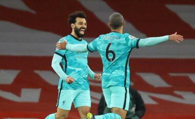 """Liverpool tregon """"dhëmbët"""" në Emirates, mposht bindshëm Arsenalin (VIDEO)"""