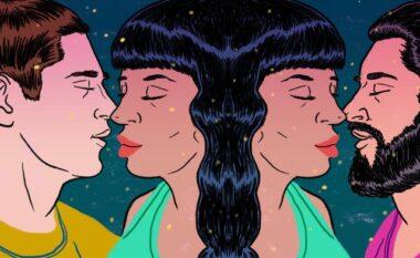 A mund të dashurojmë më shumë se një person në të njejtën kohë?