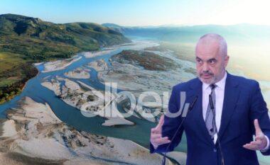 """Rama """"kujtohet"""" për Vjosën: Në asnjë mënyrë diga për hidrocentrale"""