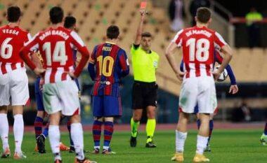 """""""Plasin"""" polemikat, """"armiku"""" i Messit vendos drejtësi në El Clasico (FOTO LAJM)"""