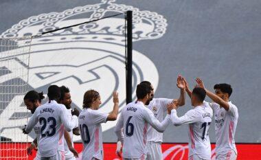 Real Madridi mposht pa probleme Eibarin (VIDEO)