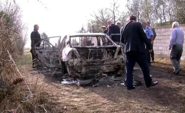 Horror në Kavajë: Gruaja gjendet e djegur në makinë, bashkëshorti i varur në pemë