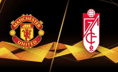 Formacionet zyrtare, Man United-Granada