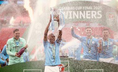 Manchester City fiton trofeun e parë këtë sezon, mposht Tottenhamin (VIDEO)