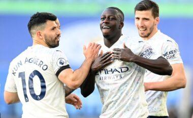 Manchester City mposht pastër Licesterin dhe vazhdon arratisjen në krye (VIDEO)