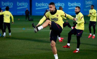 Rey Manaj shënon golin e 11, Barcelona B drejt ngjitjes (VIDEO)