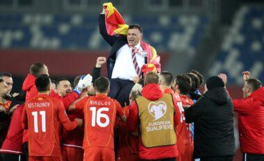 Mposhtën Gjermaninë, trajneri i Maqedonisë së Veriut na tregon si e arriti suksesin