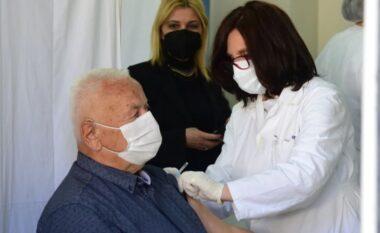 Shumë pak, ja sa % e popullsisë është vaksinuar në Maqedoni