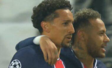 CHAMPIONS/ PSG zhbllokon rezultatin përballë Manchester City-t (VIDEO)